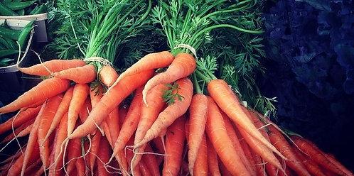 sweet carrots- bagged