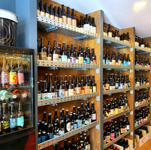 Bières artisanales de la chopinière lyon9