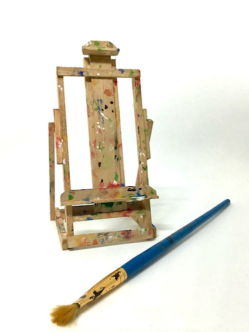 1:12 Scale Artist Easels