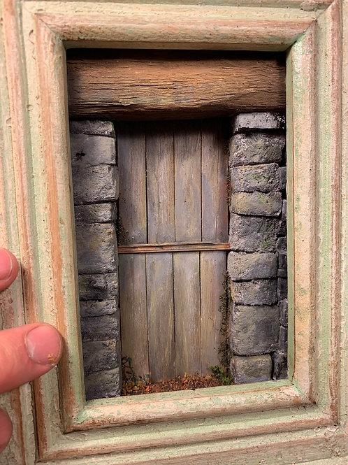 Old Door #7