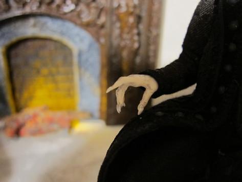 Detail of Dracula