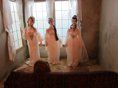 Three brides of Dracula