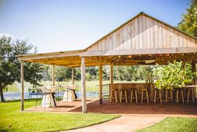 Outdoor Bar Pavilion
