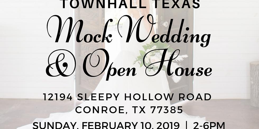 Mock Wedding & Open House