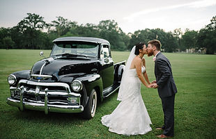 Rustic Outdoor Wedding Ceremony and Reception in The Woodlands