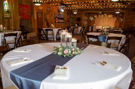 TownHall Table Decor