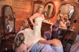 Bridal Cabin Dressing Room