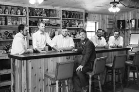 Saloon in Old Western