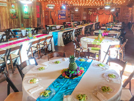 Luau Dinner Party