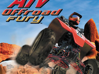 ATV Offroad Fury on front page of Reddit Gaming
