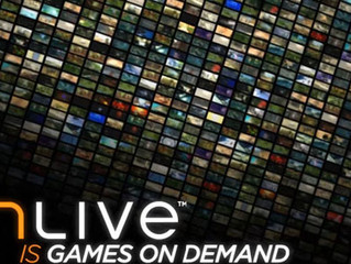 Bought out by Sony, OnLive Closing on April 30th