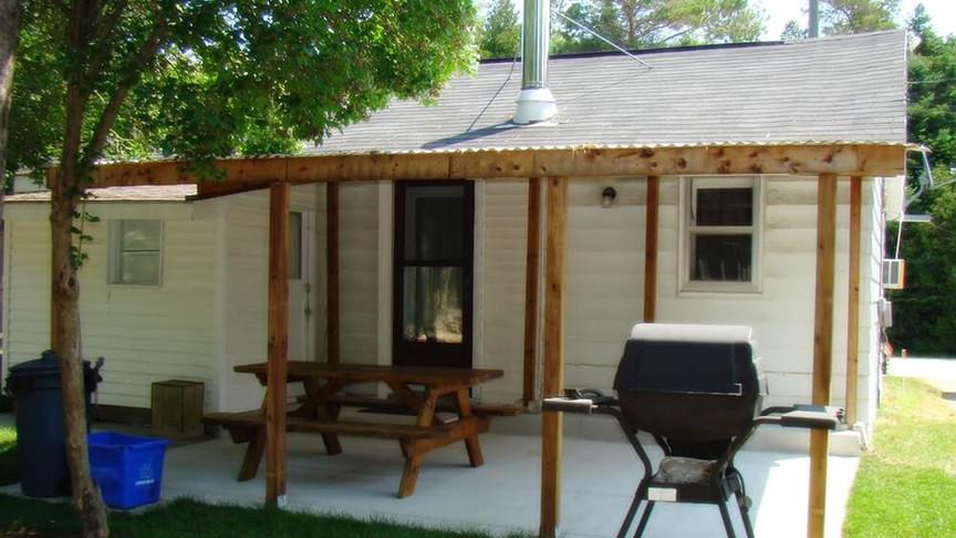 Cottage 5 Back
