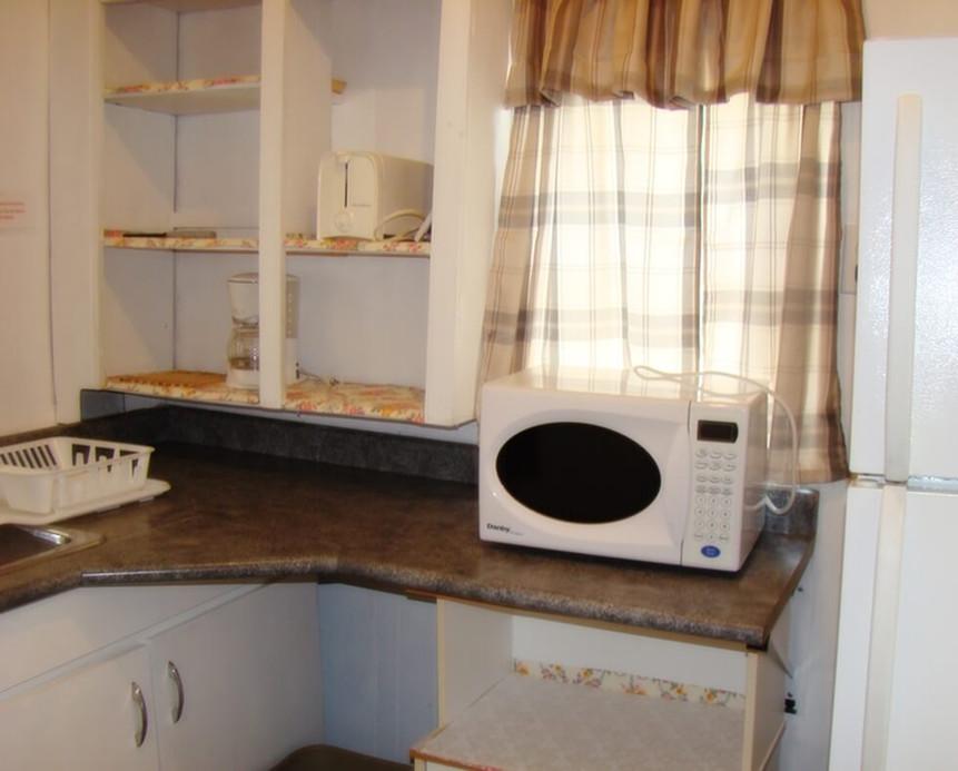 Cottage 4 Kitchen