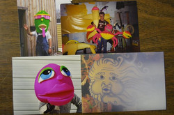 Erroll's puppetry