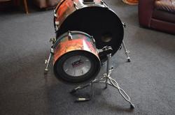 Drum wrap sub-kick