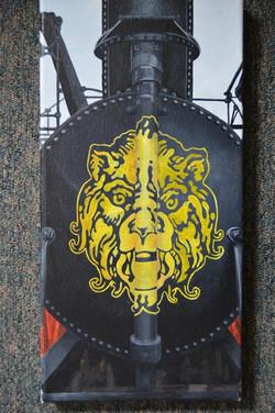 Stourbridge Lion cub