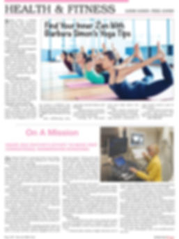 Barbara Hayden sonocine' automated breast ultrasound screening