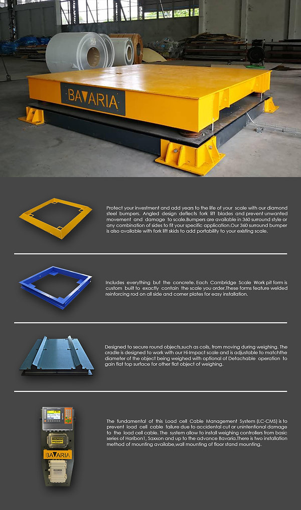 High Impact Coil Scale Catalogue