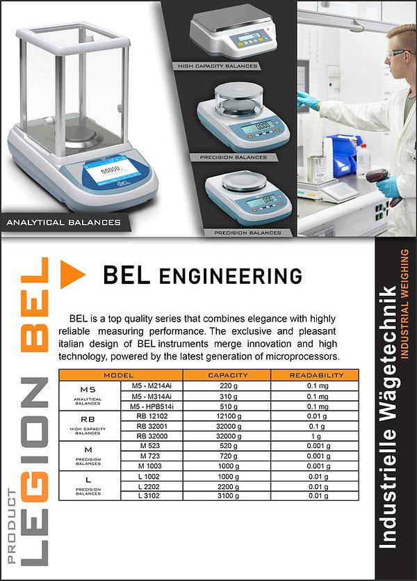 Weighing Balance_Legion Bel Engineering.