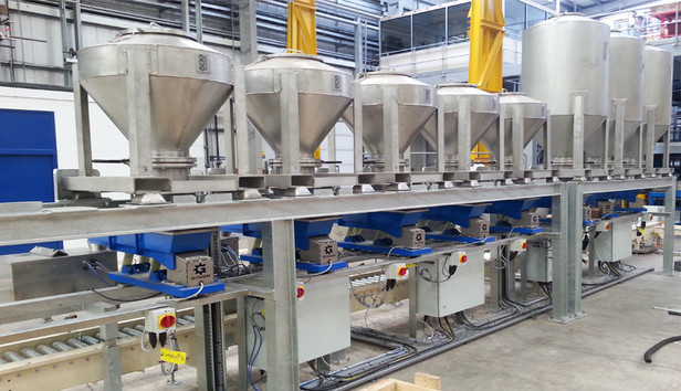 MICRO BATCHING SYSTEM