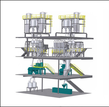 BULK SOLID AND WEIGHING TECHNOLOGY