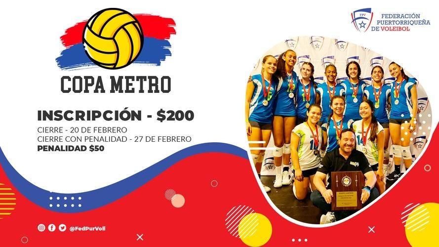 Copa Metro