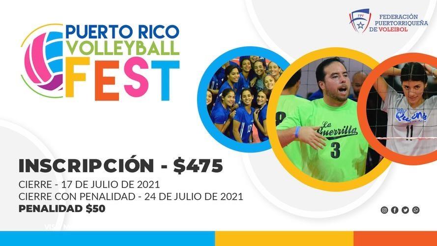 Volley Fest PR