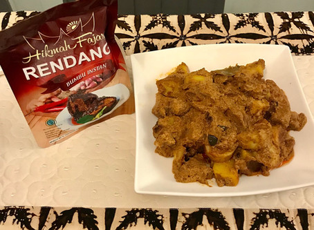 Amazing - Yummy Rendang in one hour