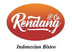 Logo Rendang & Co with Indonesian Bistro