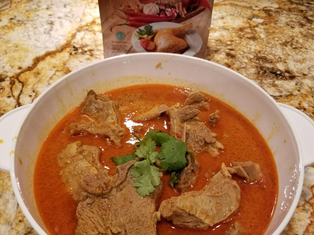 Easy Way to Cook Lamb Curry