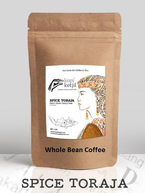 Toraja Coffee (Whole Bean)
