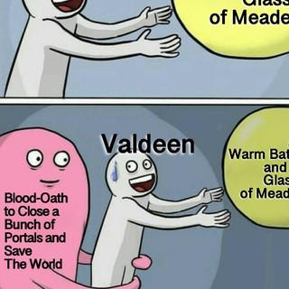 Meme-Valdeen's Conundrum