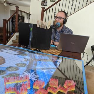 Recording Episode 18