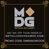 Metallic Dice Games Affiliate Button