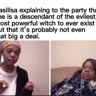 Meme-Scared Explaining