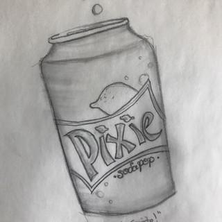 Pixie-It's not Sprite