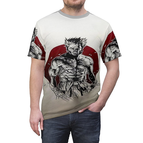 Wolverine Unisex AOP Cut & Sew Tee