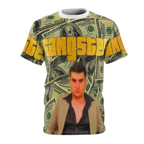 Shalom Kolontarov Artist Gangster Unisex AOP Cut & Sew Tee