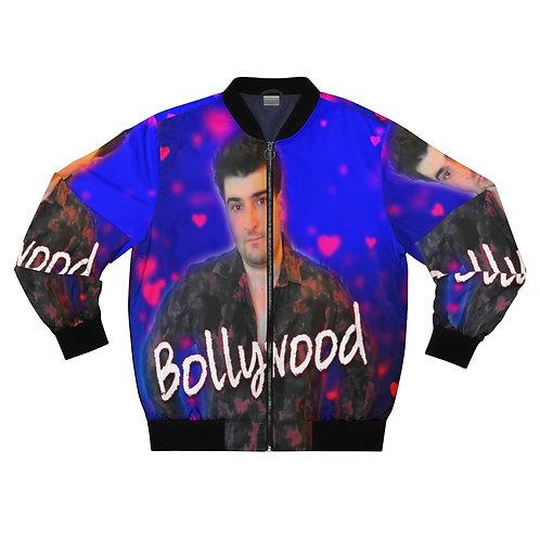 Shalom Kolontarov Artist Bollywood Men And Woman Bomber Jacket