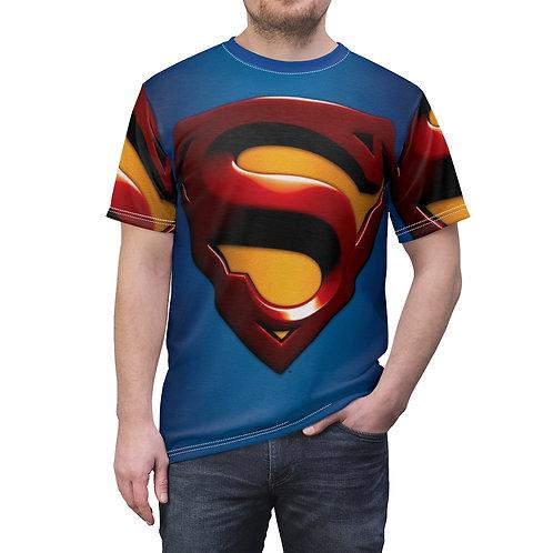 Superman Unisex AOP Cut & Sew Tee