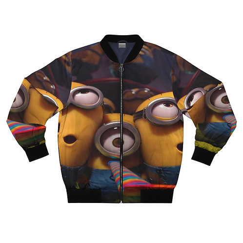 despicable me Men's AOP Bomber Jacket