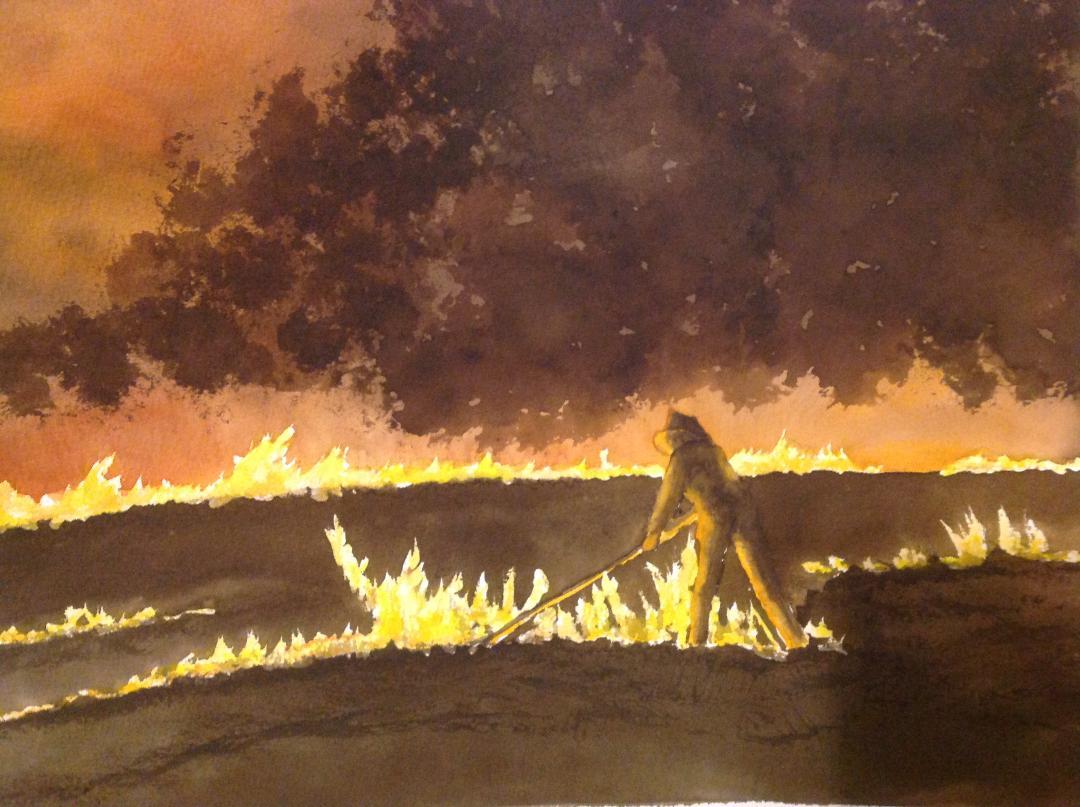 """""""Firestarter"""""""