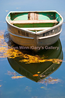 A Boat Afloat