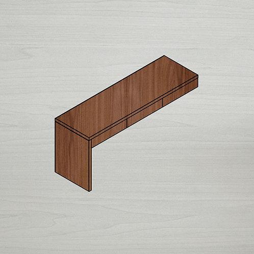 Add-on Desk Element - Left