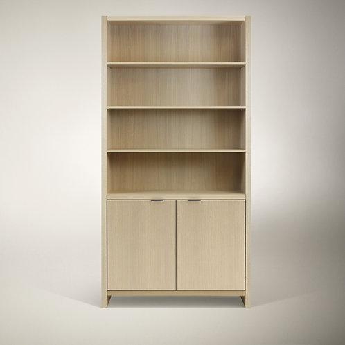 Bold Bookshelf