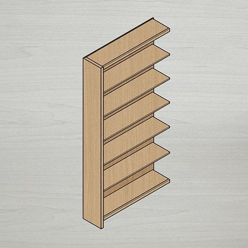 Add-on Bold Bookshelf - Left