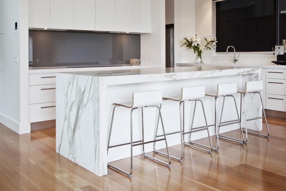 Incredible Superior Granite Inc Calacatta Gold Machost Co Dining Chair Design Ideas Machostcouk