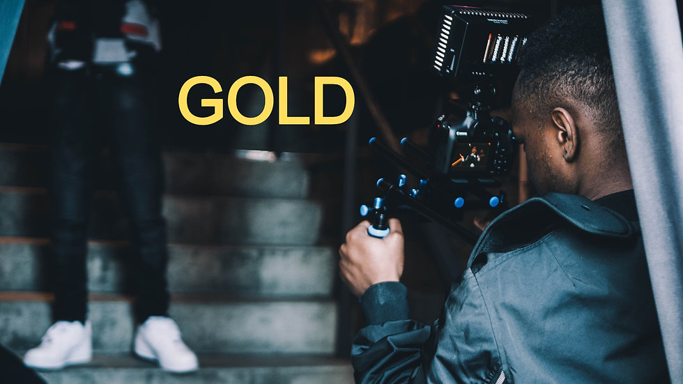 Gold Livestream Package