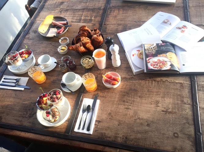 ontbijt voor 2personen