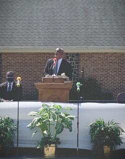 Pastor Tyner